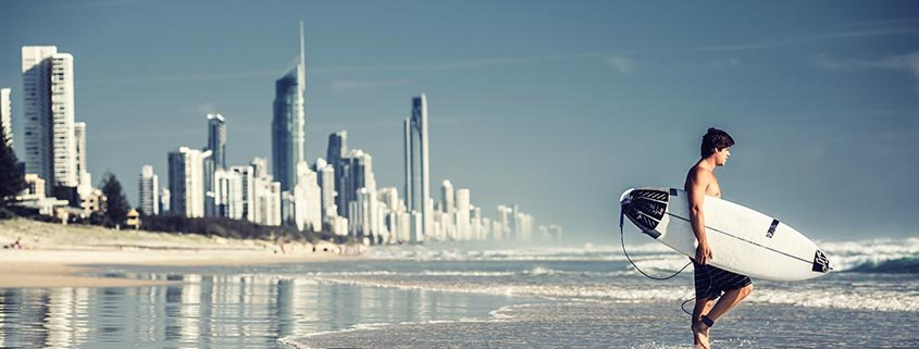 Gold Coast Surf Tourism