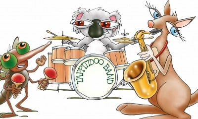 The Tappitidoo Band. Image: Supplied