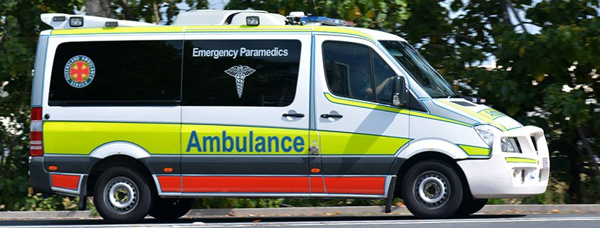 Ambulance QLD