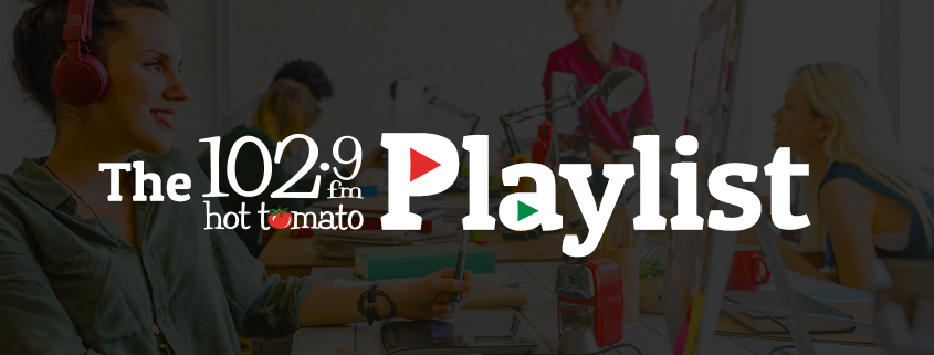 The 1029 Hot Tomato Playlist - your chance to rate the music and influence how we sound!
