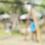 Playground Blurred