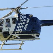 Polair Police Helicopter