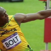 By Nick Webb from London, United Kingdom - Usain Bolt - The Bolt!Uploaded by Kafuffle, CC BY 2.0,