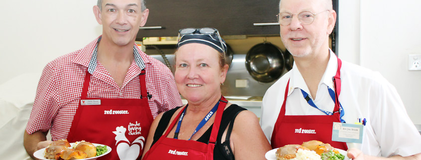 Red Rooster Food Bank