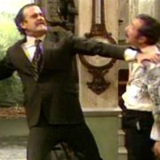 Basil (John Cleese) and Manuel (Andrew Sachs) Flickr CC BY-SA 2.0