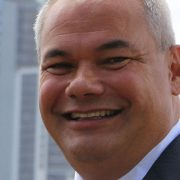 City of Gold Coast Mayor Tom Tate