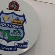 City of Gold Coast council chambers coat of arms