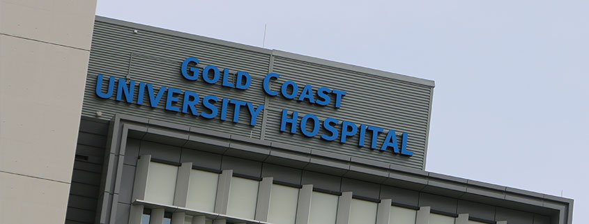 Gold Coast University Hospital building