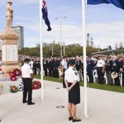 ANZAC Day Service Gold Coast