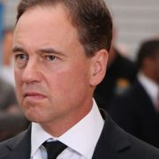 Federal Environment Minister Greg Hunt