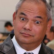 Gold Coast Mayor Tom Tate looking shocked