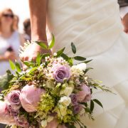 Brides Bouquet & Guests