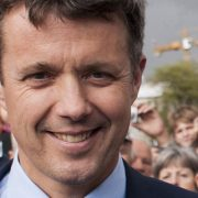 Crown Prince Frederik of Denmark