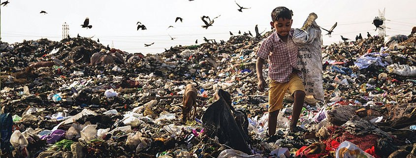 Pollution in Mumbai - Idrees Mohammed - National Geographic Your Shot