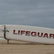 Surf Life Saving Board at Broadbeach