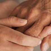 Elderly Mans Hands