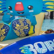 Borobi at The Star Gold Coast