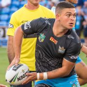 Gold Coast Titans Ashley Taylor
