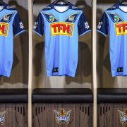 Gold Coast Titans jerseys