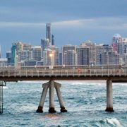 Gold Coast Sand Pumping Jetty