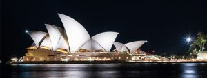 Thousands protest controversial Everest light show on Sydney Opera House