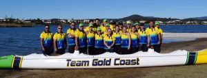 Gold Coast Outrigger Canoe Club wins $2500 Smiles All Round Sports Club Grant for October