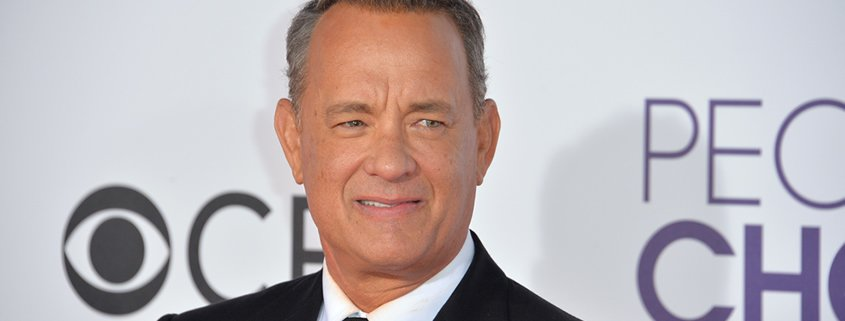 Tom Hanks at the 2017 People's Choice Awards at The Microsoft Theatre, L.A. Live, Los Angeles - January 18, 2017